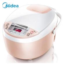 万博appmanbetx手机版(Midea)电饭煲 微压蒸汽阀 24小时预约 黄晶内胆3L电饭锅MB-WFS3018Q