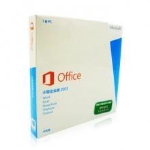 微软(Microsoft) office2013小型企业版 办公软件企业正版化商业授权,彩包 中文小型企业版彩包零售版